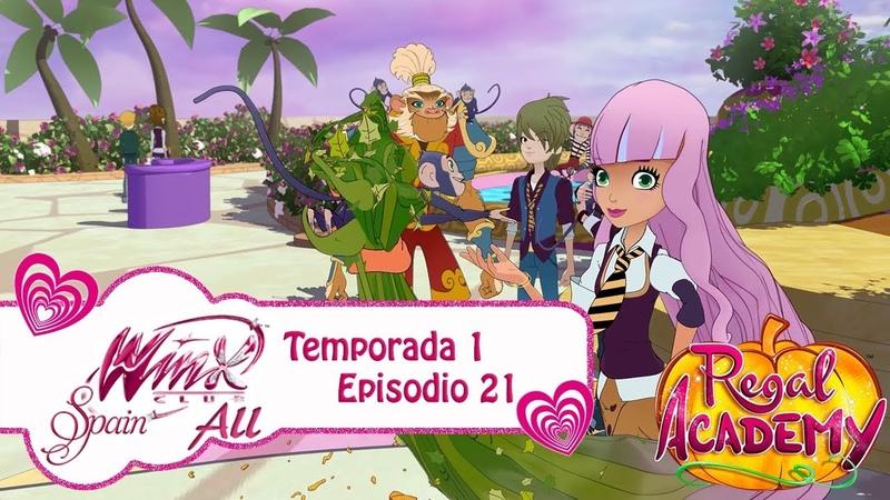 Regal Academy - Temporada 1 Episodio 21 - La Magia de los Monos - COMPLETO
