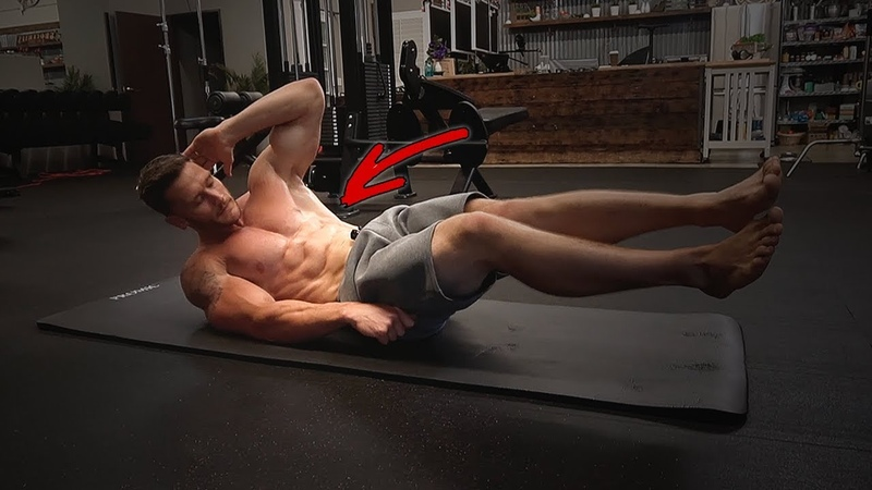 The Top 3 Best Exercises For Abs - Burn Fat Build A Six Pack Fast