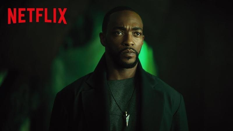 Видоизмененный углерод 2 й сезон Русский трейлер Субтитры Сериал 2020 Netflix