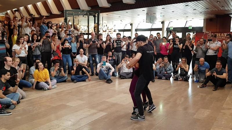 Truji Gloria Bachata sensual @Bacahata Festival Germany 2k19