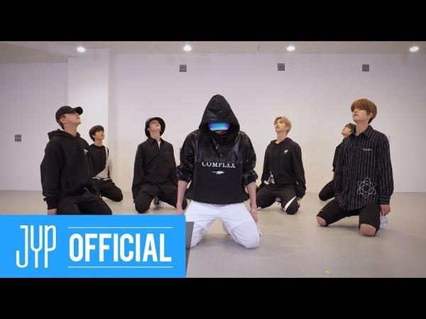 Stray Kids 바람 Levanter Dance Practice Video