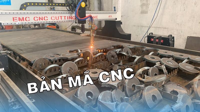 Máy cắt cnc plasma hạng nặng chuyên cắt bản mã tại Đồng Nai