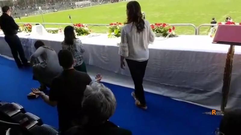 Rinnovamento Cattolico, Stadio di Salerno (2)