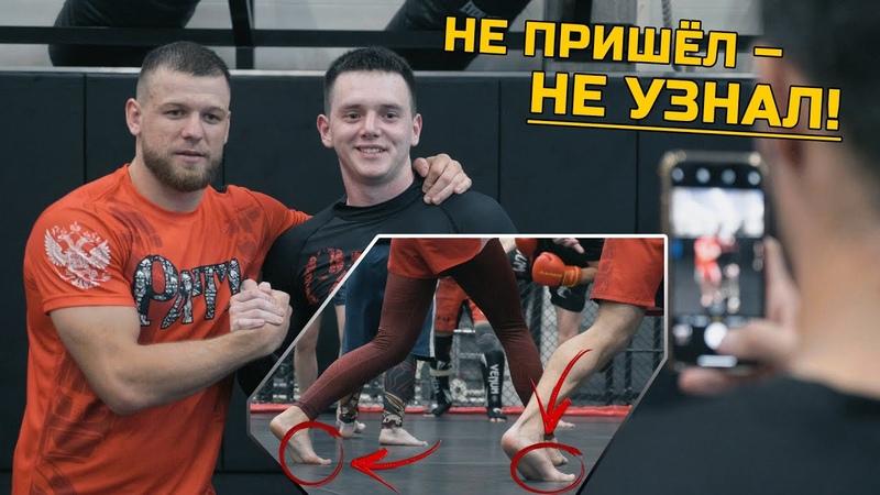 Открытая тренировка с Николаем Алексахиным   РАТЬ   Ратиборец