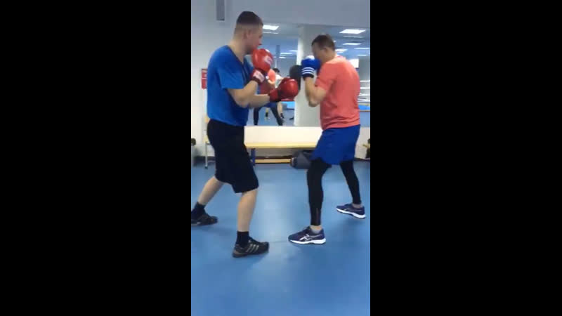 Бокс в Ханты-Мансийске 2