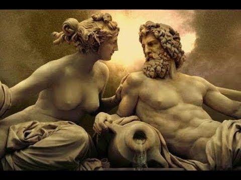 Любвеобильные обитатели греческого Олимпа.За что боги любили земных женщин.Битва цивилизаций