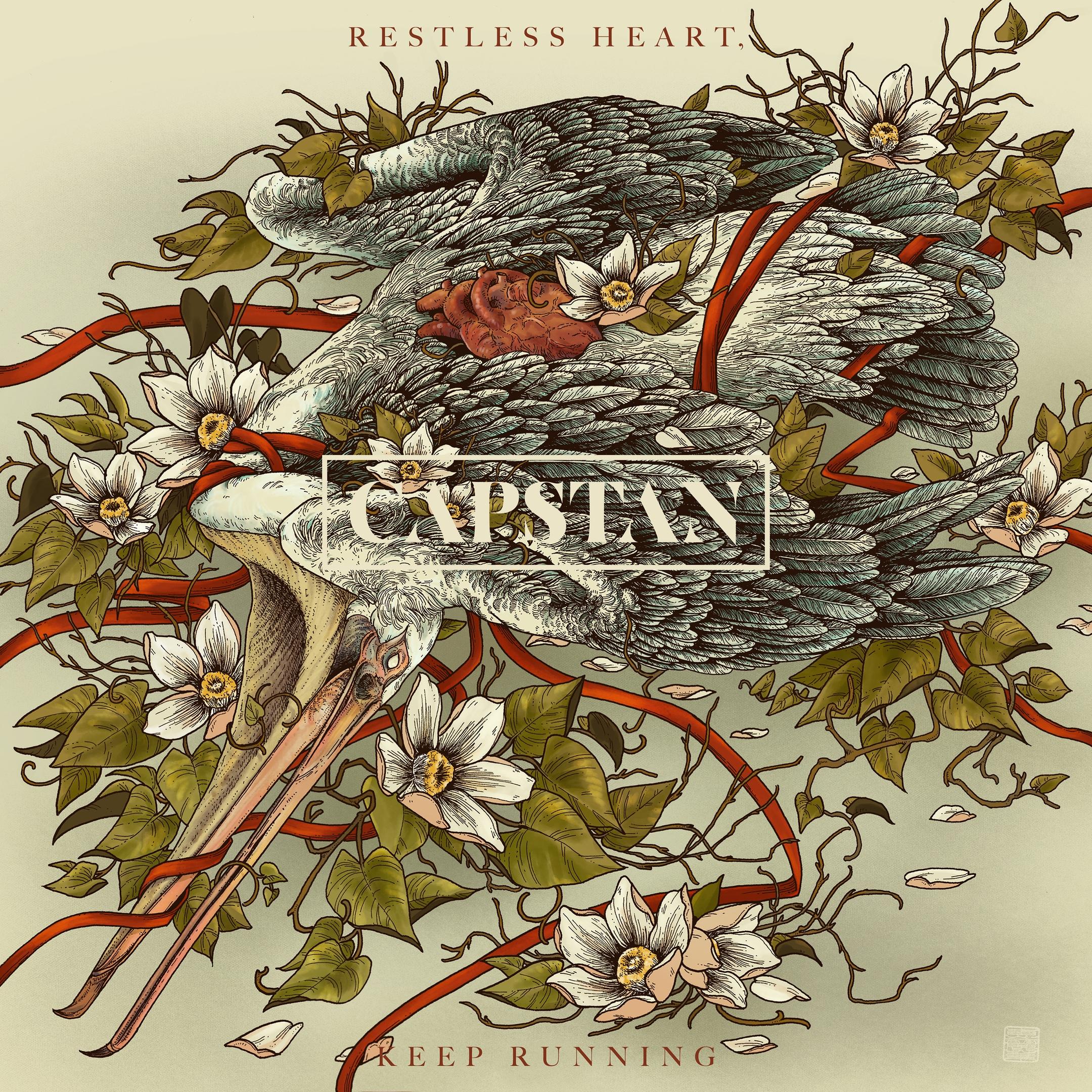 Capstan - Restless Heart, Keep Running (2019)