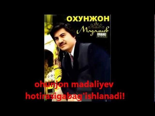 Yolgonchi yor ohunjon madaliyev