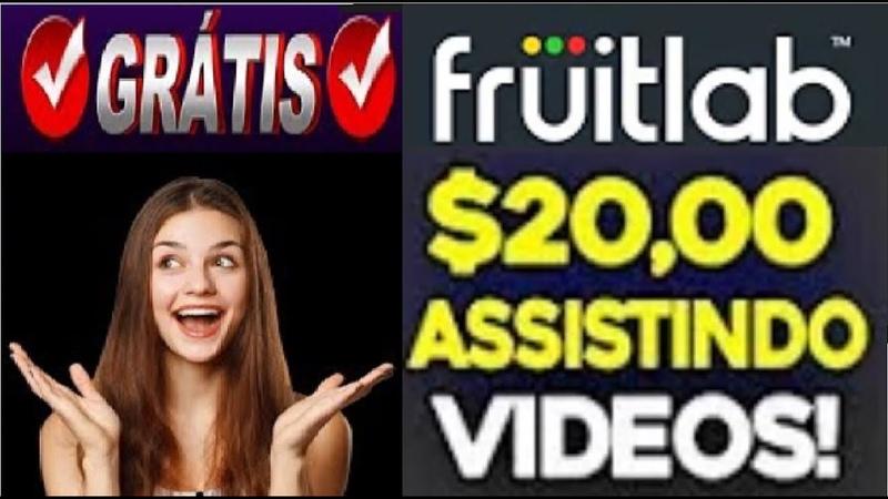 Ganhe $20,00 dólares assistindo vídeos - Renda Extra