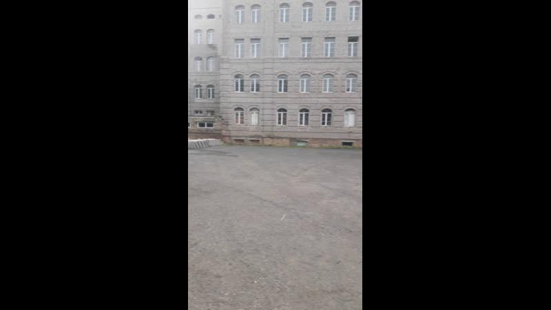 Оренбург парк Перовского со стороны Цвиллинга