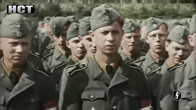 12th ZZ Panzer Division Hitlerjugend Dramatic World War II