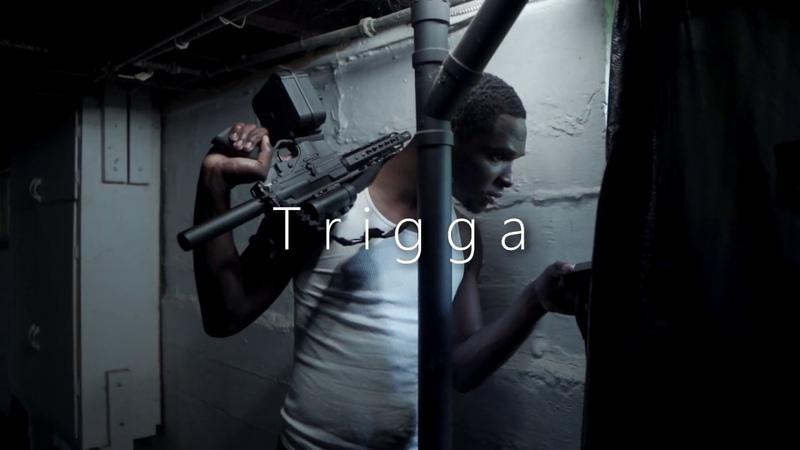 TRIGGA — ART OF POVERTY