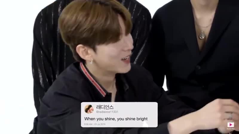 Changkyun is shine bright (cr_joohoneyland)