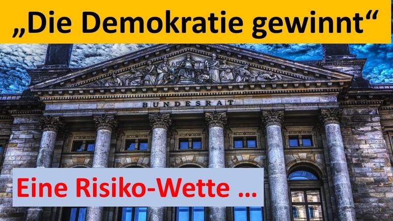 KLARTEXT Kann Thomas Mann die Demokratie retten