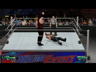 Alaris vs Kane and Undertaker