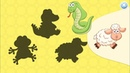 Baby Games ABC ANIMALS, животные