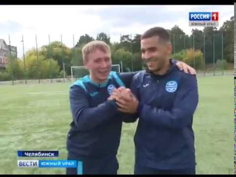 Алексей Саночкин стал игроком ФК Челябинск