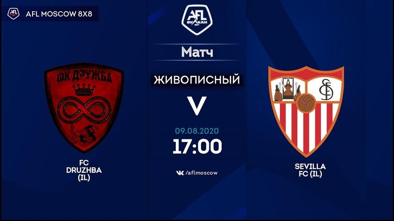 AFL20. Division 3 . Day 4. FC Druzhba IL Sevilla FC IL