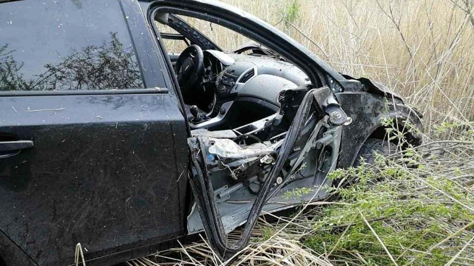 Вчера на территории Петровского района в ДТП погибла женщина