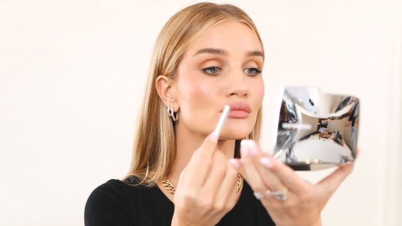 3 Looks 1 Palette with Rosie Huntington Whiteley Hourglass Cosmetics