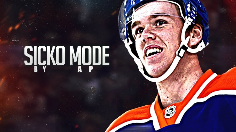 Connor McDavid ft. Travis Scott Drake SICKO MODE Best NHL Highlights ᴴᴰ