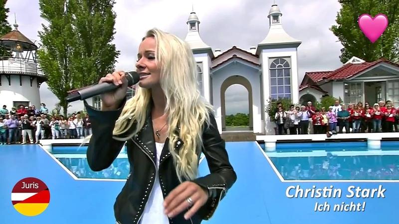 Christin Stark - Ich nicht! (ZDF-Fernsehgarten 29.05.2016)
