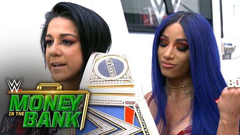 Bayley and Sasha Banks are tired of the questions WWE Exclusive May 10 2020