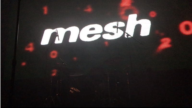 Mesh - Intro / Flawless (live 03.11.2019 Teatr Club Moscow, Russia) HD
