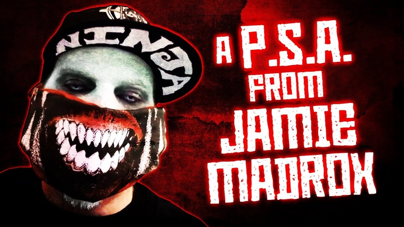 A P S A from Twiztid's Jamie Madrox