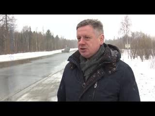 Интервью с главой МО п. Уренгой Олегом Якимовым