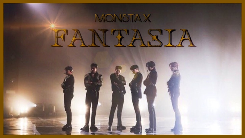 MONSTA X Live From Seoul With Luv FANTASIA