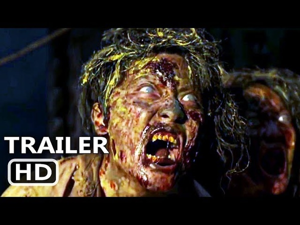TRAIN TO BUSAN 2 Official Trailer 2020 Peninsula Zombie Action Movie HD