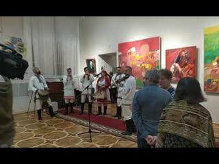 Открытие выставки Межрегионального передвижного выставочного проекта Живописная Россия