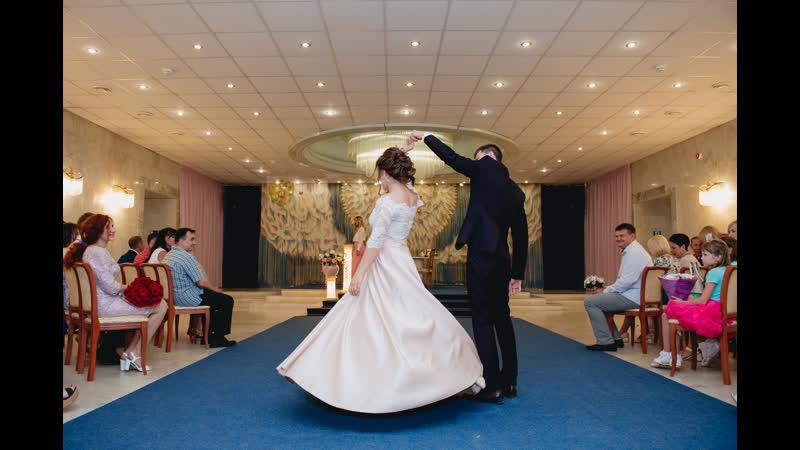 Слайд шоу свадебное 15 06 2019 Тольятти