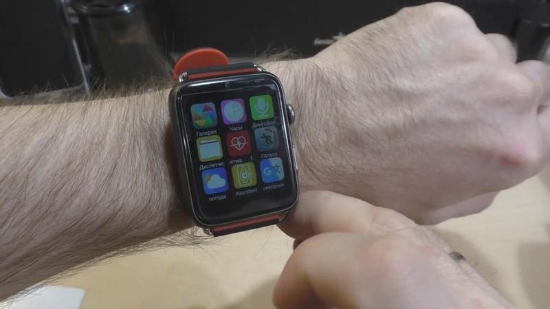 RuGum DM20 Умные часы для требовательных к функционалу умеют почти всё