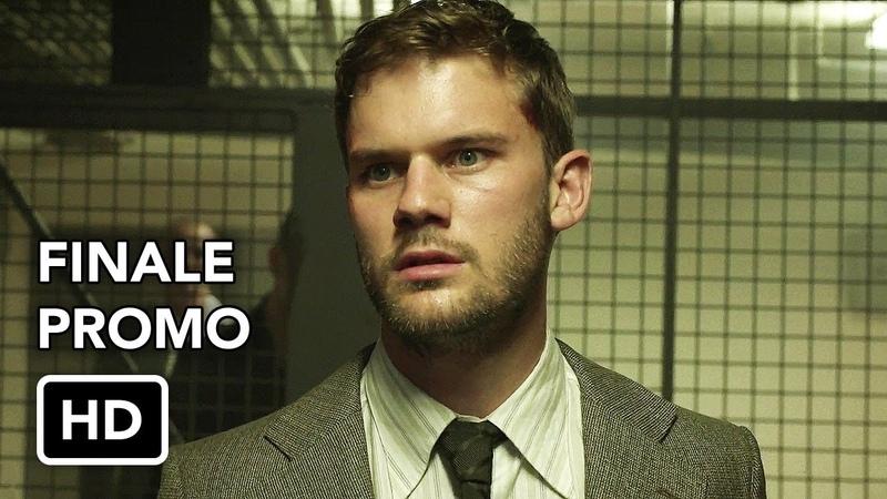 Treadstone 1x10 Promo The Cicada Covenant (HD) Season Finale Jason Bourne spinoff