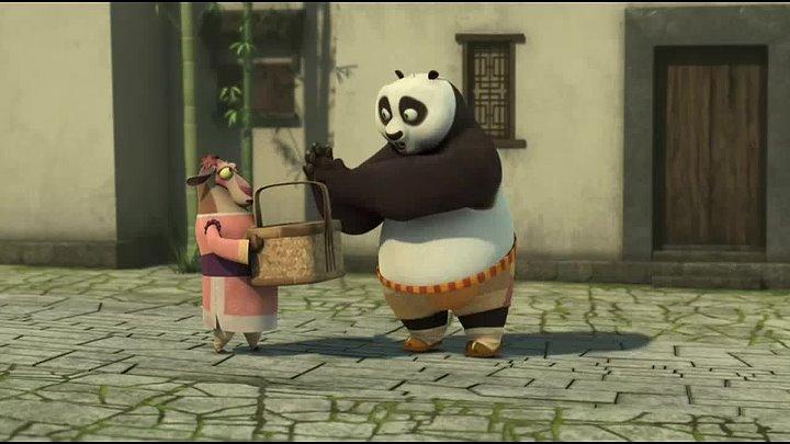 Мультфильм Кунг фу Панда: Удивительные легенда 19 серия HD