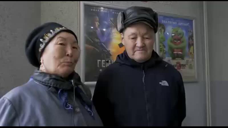 Дмитрий Давыдов Ийэкээм диэн киинэтин туһунан кэпсииллэр көрөччүлэр