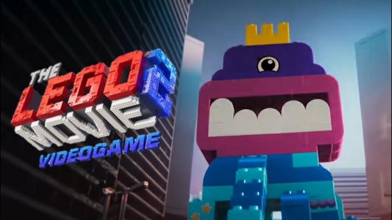 И ВНОВЬ СВАЛКА 🧱 The Lego Movie 2 Videogame