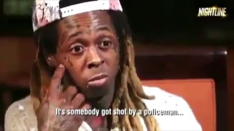 Lil Wayne says Black Lives Matter has nothing to do with him