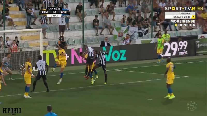 Liga Nos | 5ª Jornada | Portimonense SC 2-3 FC Porto | 2ª parte | PT