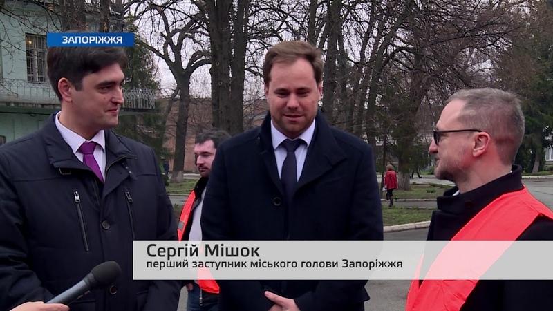 Член правління Укрзалізниці відвідав запорізький електровозоремонтний завод