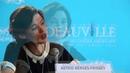 40ème Festival du Cinéma Américain de Deauville I ORIGINS Mike Cahill et Astrid Bergès Frisbey