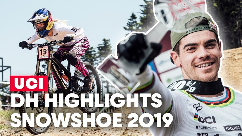 The Greatest Bike Race Ever Seen UCI MTB World Cup Snowshoe 2019
