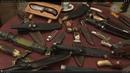 Охотничьи ножи часть 1 Puma Boker Muela Falcon Browning и др