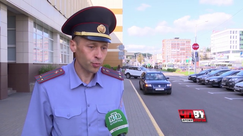«Пока сосед на курорте»: в Червенском районе несовершеннолетний угнал машину, а потом разбил