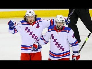 Панарин побил рекорд 29-летней давности | Россияне в НХЛ