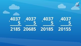 Алгоритм письменного умножения трехзначного числа на однозначное число