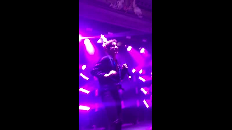 FANCAM 201219 A C E All I Want For Christmas Christmas Medley @ UC AREA US in San Francisco Concert