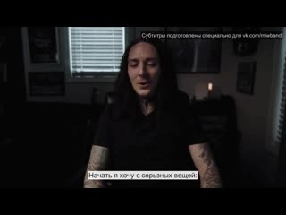 Motionless In White - Quarantine Interview With Ricky Olson (April 2020) #StayHome
